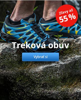 Treková obuv – zľavy až 55 %
