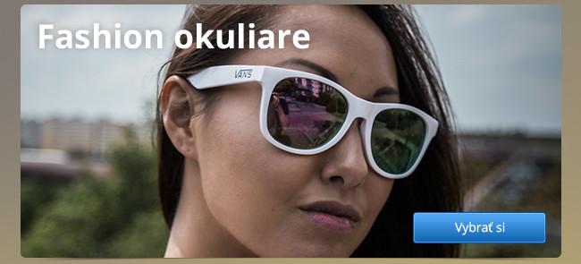 Fashion okuliare