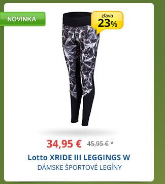 Lotto XRIDE III LEGGINGS W