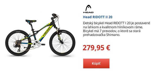 Head RIDOTT II 20