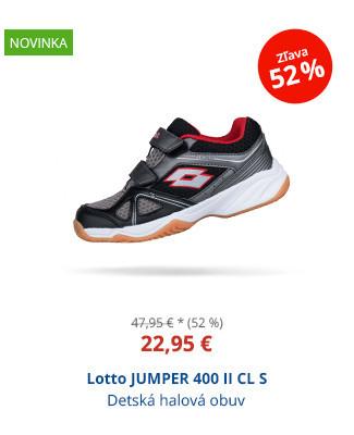 Lotto JUMPER 400  II CL S