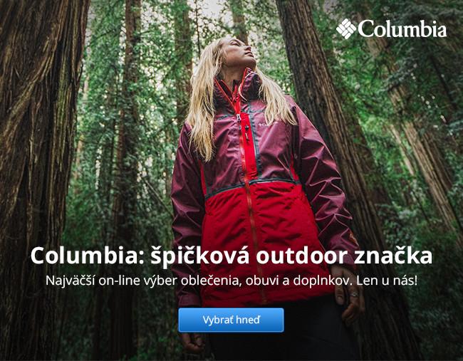 Columbia: špičková outdoor značka