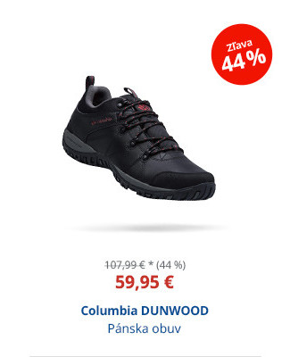 Columbia DUNWOOD