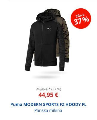 Puma MODERN SPORTS FZ HOODY FL
