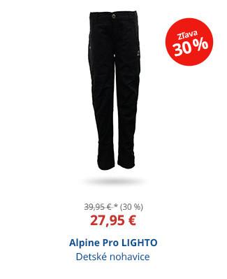 Alpine Pro LIGHTO