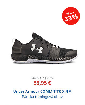 Under Armour COMMIT TR X NM