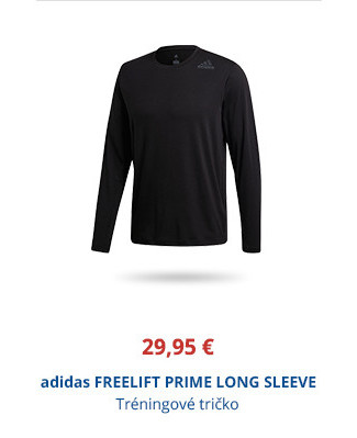 adidas FREELIFT PRIME LONG SLEEVE