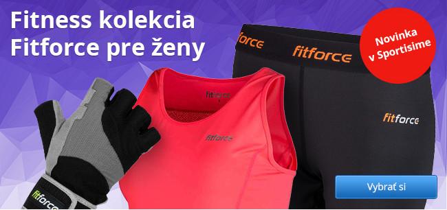 Fitness kolekcia Fitforce pre ženy
