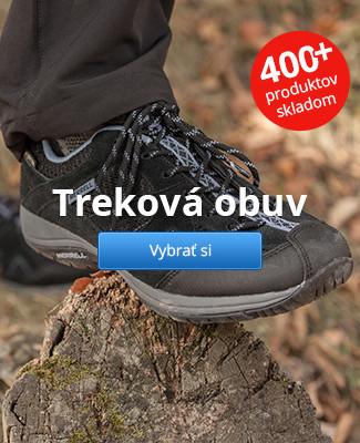 Treková obuv – 400+ produktov skladom