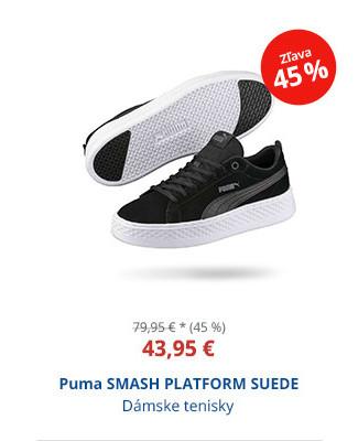 Puma SMASH PLATFORM SUEDE
