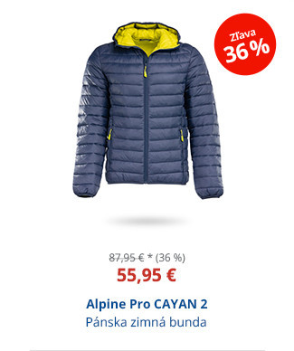 Alpine Pro CAYAN 2