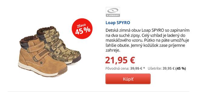 Loap SPYRO