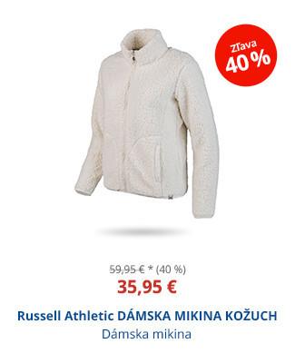 Russell Athletic MIKINA KOŽUCH