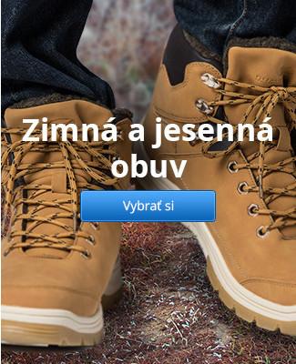 Zimná a jesenná obuv