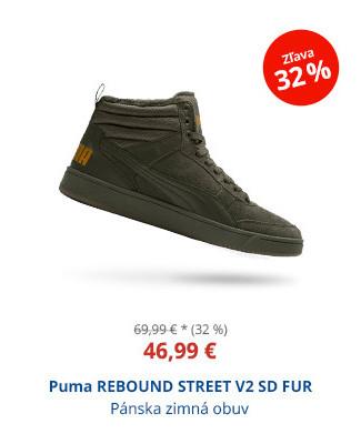 Puma REBOUND STREET V2 SD FUR