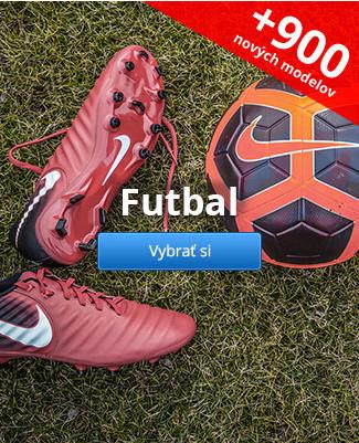 Futbal – 900 nových modelov