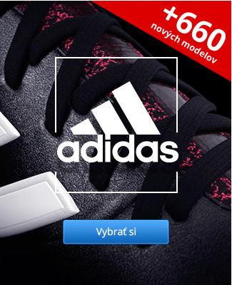 adidas – 660 nových modelov