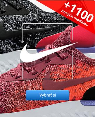Nike – 1 100 nových modelov