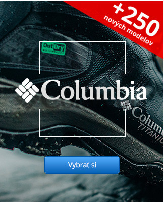 Columbia – 250 nových modelov