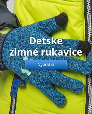 Detské zimné rukavice