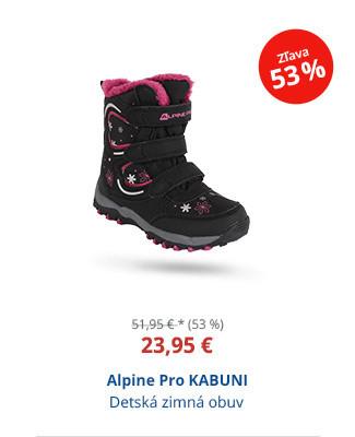Alpine Pro KABUNI