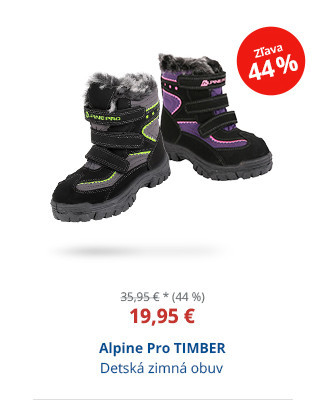 Alpine Pro TIMBER