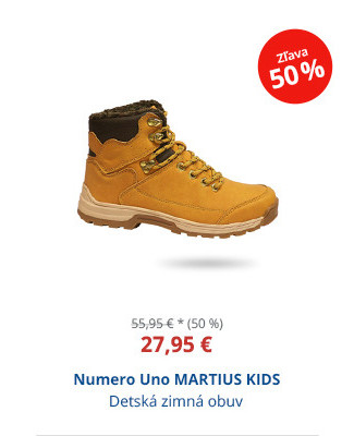 Numero Uno MARTIUS KIDS