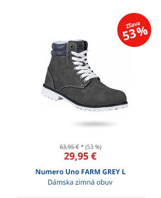 Numero Uno FARM GREY L