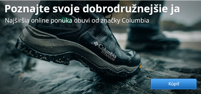 Obuv Columbia