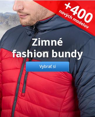 Zimné fashion bundy