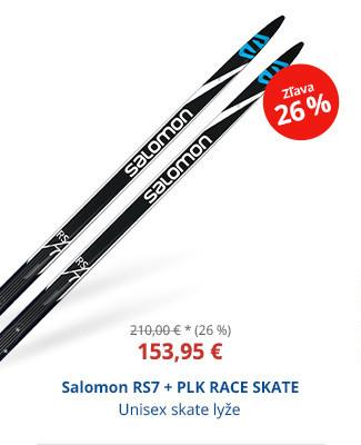 Salomon RS7 + PLK RACE SKATE