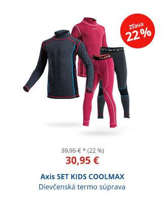 Axis SET KIDS COOLMAX