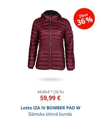 Lotto IZA IV BOMBER PAD W