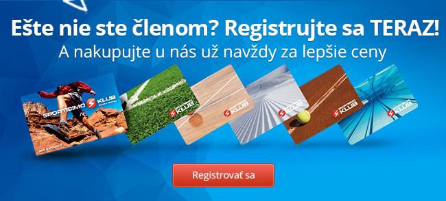 Registrácia do klubu