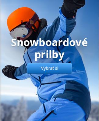 Snowboardové prilby