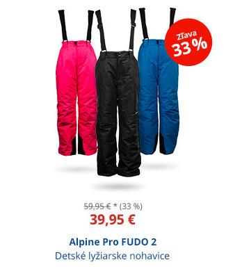 Alpine Pro FUDO 2