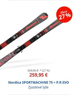 Nordica SPORTMACHINE 75 + P.R EVO