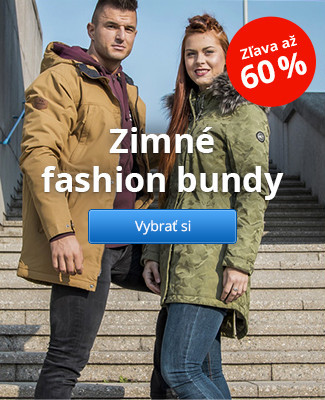 Zimné fashion bundy