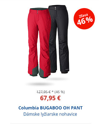 Columbia BUGABOO OH PANT