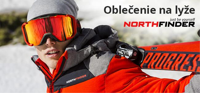Oblečenie na lyže značky Northfinder