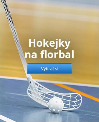 Hokejky na florbal