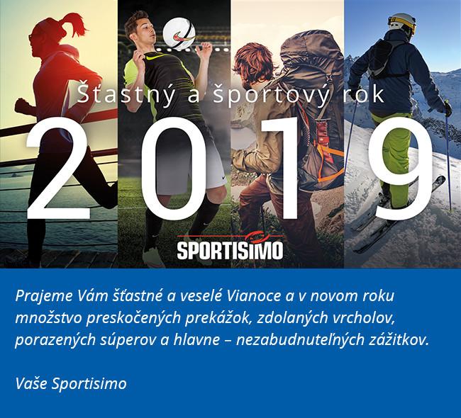Šťastný a športový rok 2019