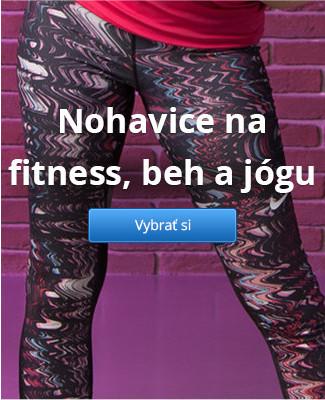 Nohavice na fitness, beh a jógu