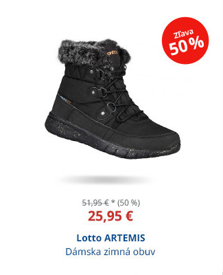 Lotto ARTEMIS
