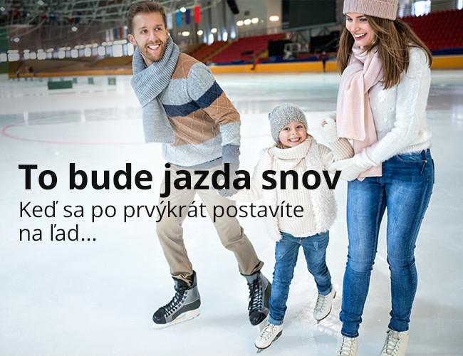 Zimné korčule