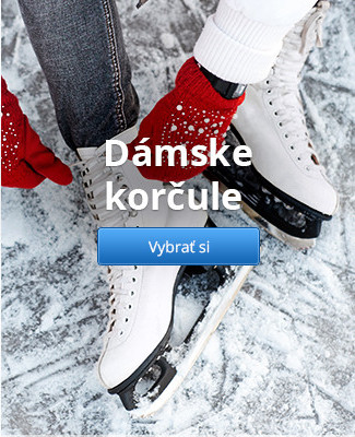 Dámske korčule