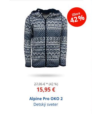 Alpine Pro OKO 2