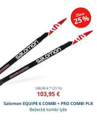 Salomon EQUIPE 6 COMBI + PRO COMBI PLK