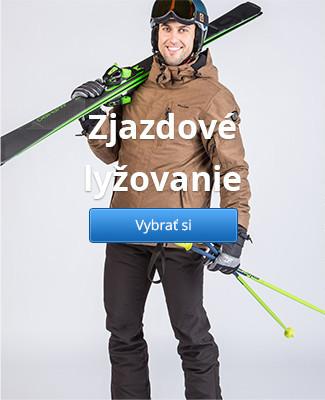 Zjazdové lyžovanie
