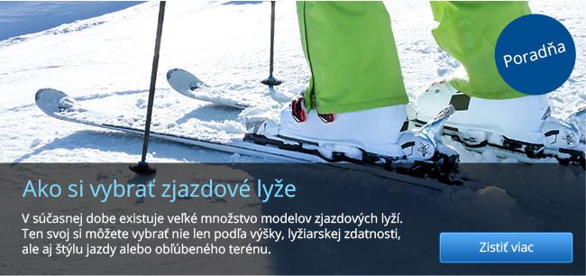 Poradňa - Ako vybrať zjazdové lyže